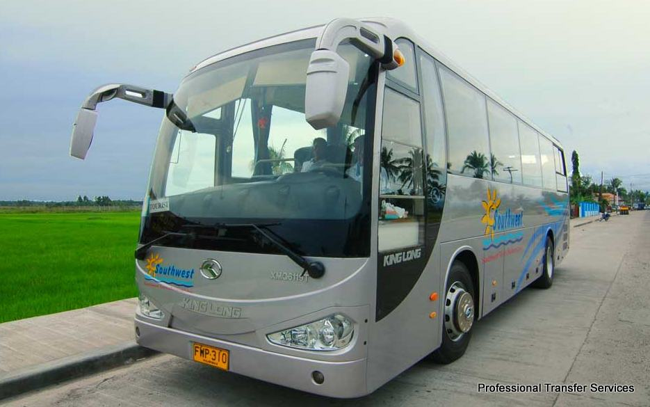 Tranfer coach from Kalibo